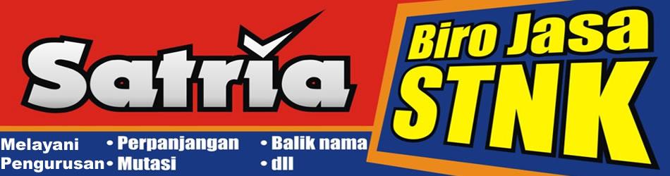 Biro Jasa STNK Satria Jogjakarta